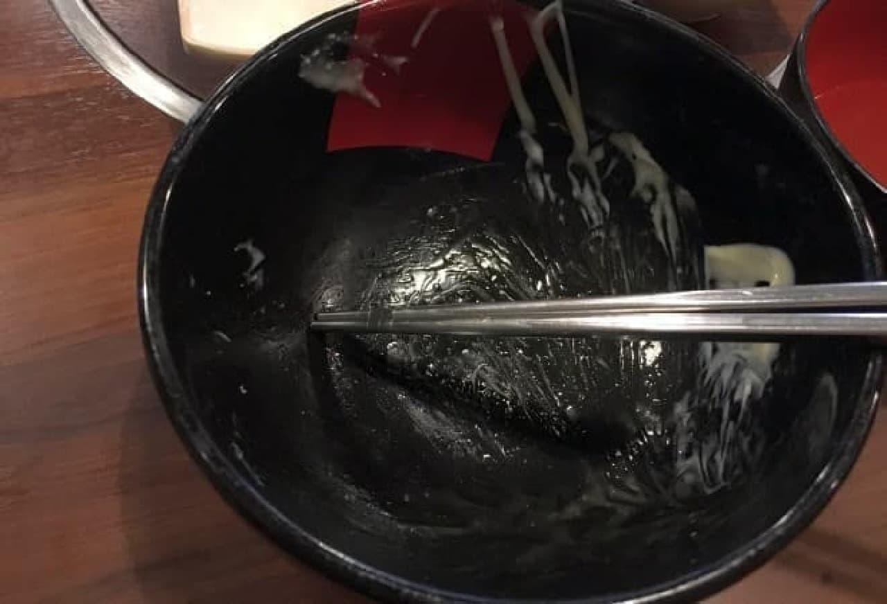 李苑(リーエン)のローストビーフ丼