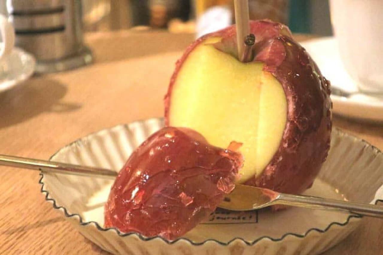 りんご飴 ポムダムール トーキョー