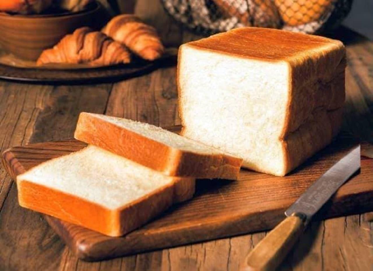 神奈川・葉山「ブレドール」 フランス産発酵バター入食パン