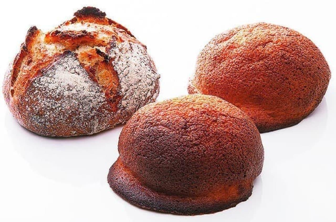 埼玉・川越「川越ベーカリー 楽楽」 小江戸の甘酒カンパーニュ お味噌のパン