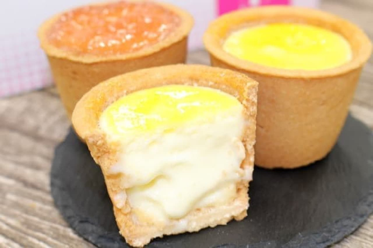 フロマージュ・テラの「とろとろ焼きカップチーズ」