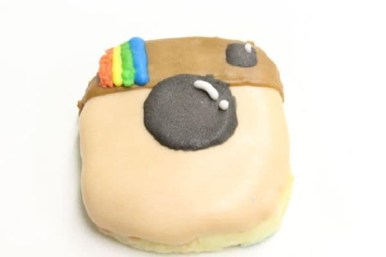 アプリ型クッキーの完成品