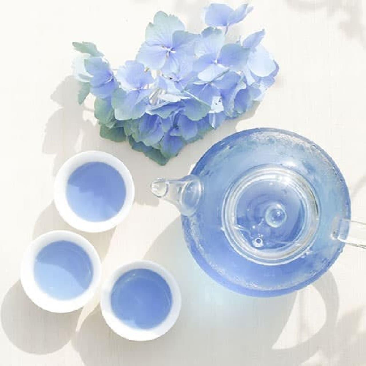 ヴィレッジヴァンガードオンライン「青い緑茶」