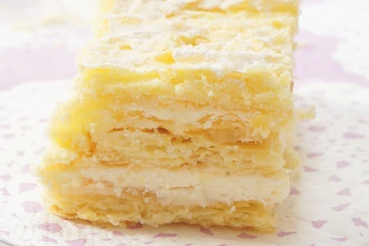 アマンドの「六本木チーズミルフィーユ」
