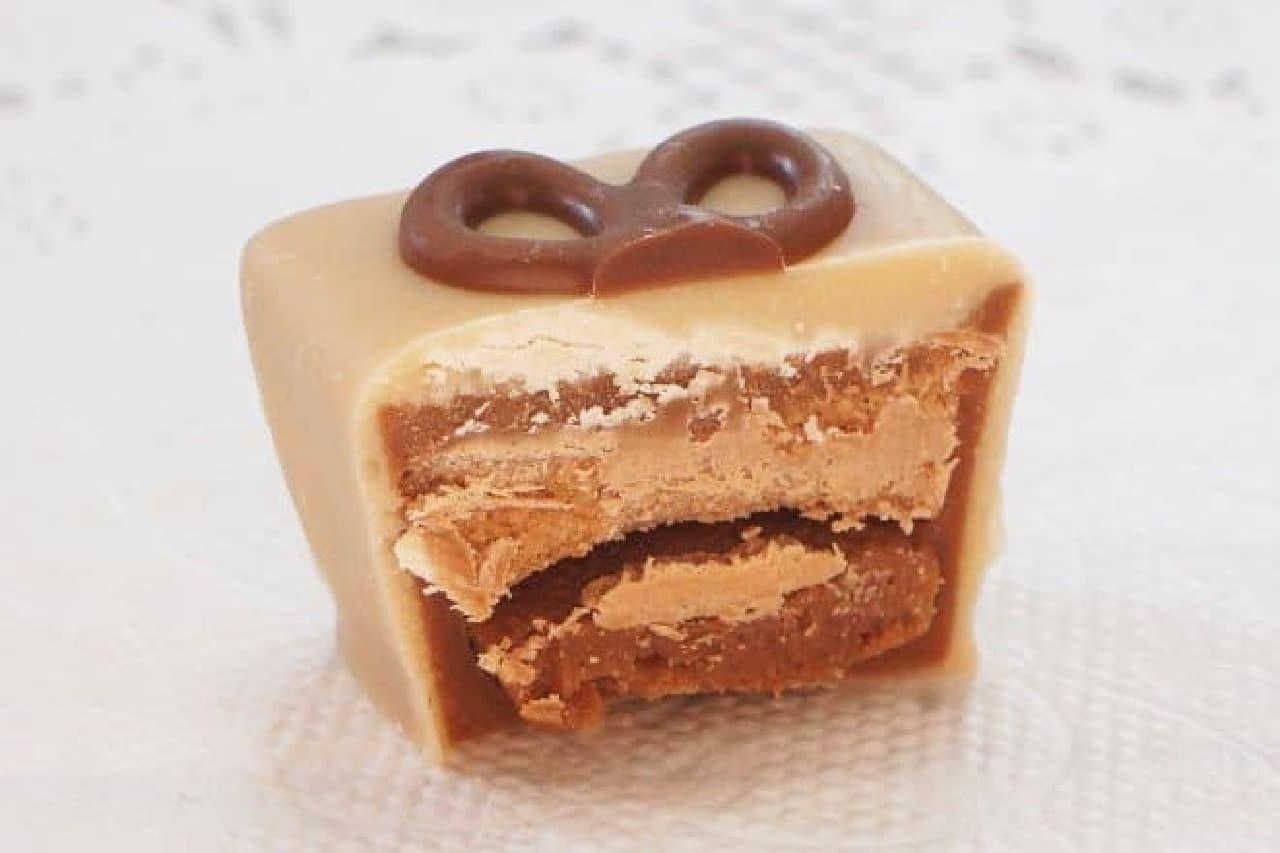 ゴディバの「レンヌドゥ ノエルコレクション」限定チョコレート
