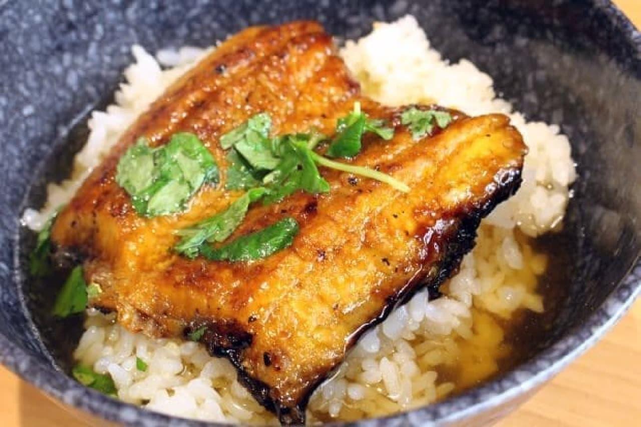 くら寿司「くら出汁 うな丼」