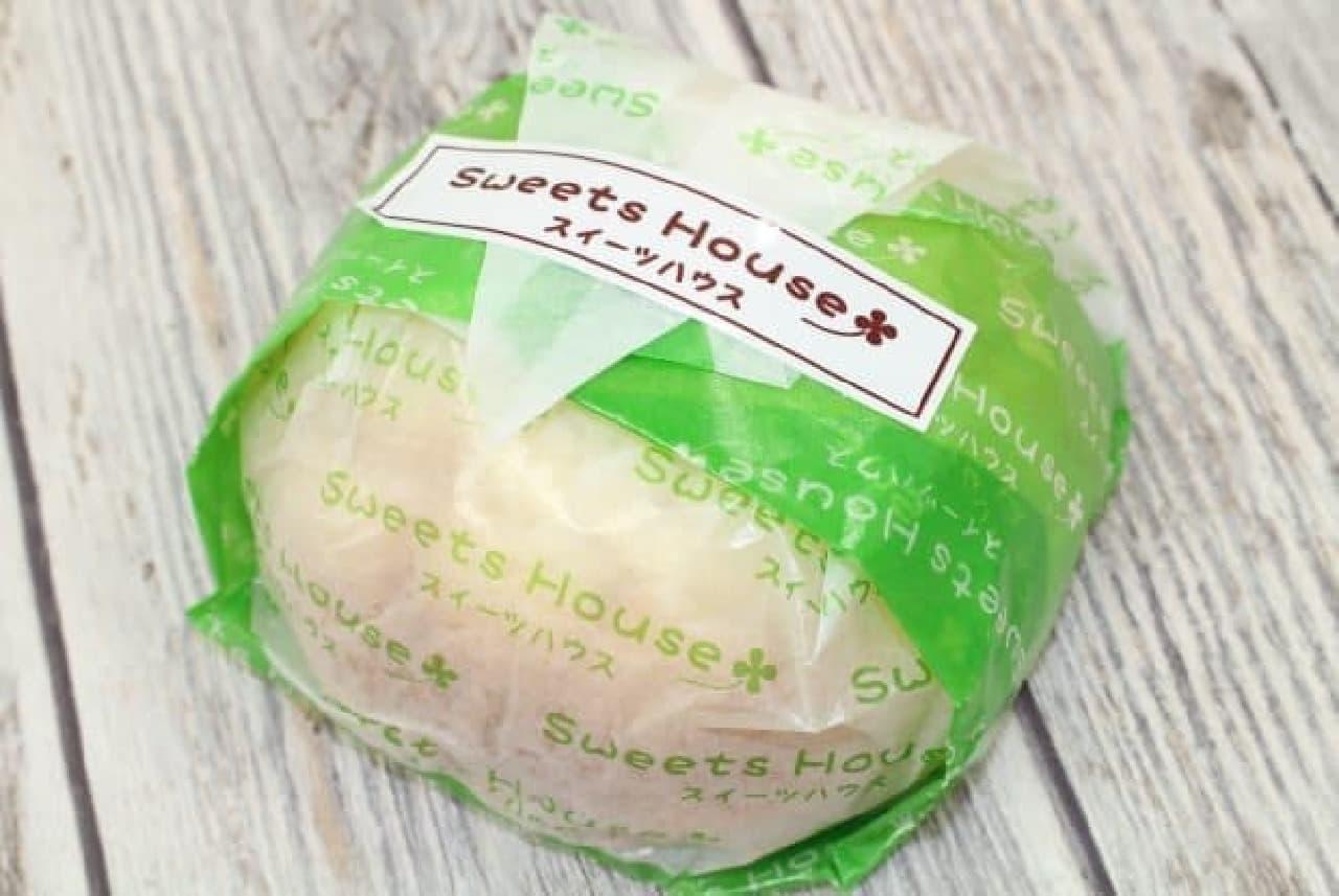 東京・笹塚スイーツハウス「メロンパンシュークリーム」