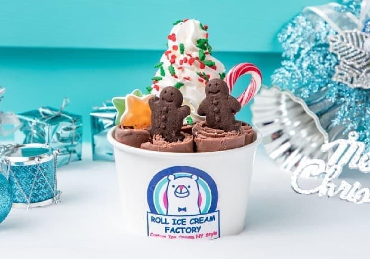 ロール アイス クリーム ファクトリー
