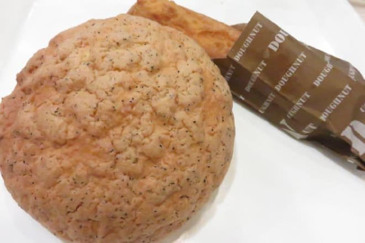 学内ベーカリー「BUON PASTO(ボン・パスト)」で提供されるパン
