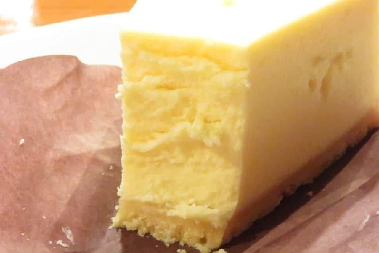 タリーズ「クラシックNYチーズケーキ」