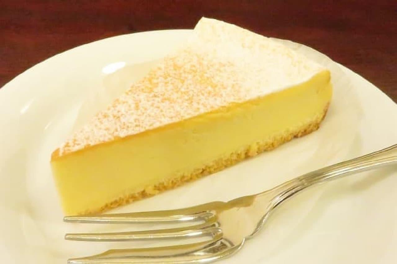 ベローチェ「ベイクドチーズケーキ」