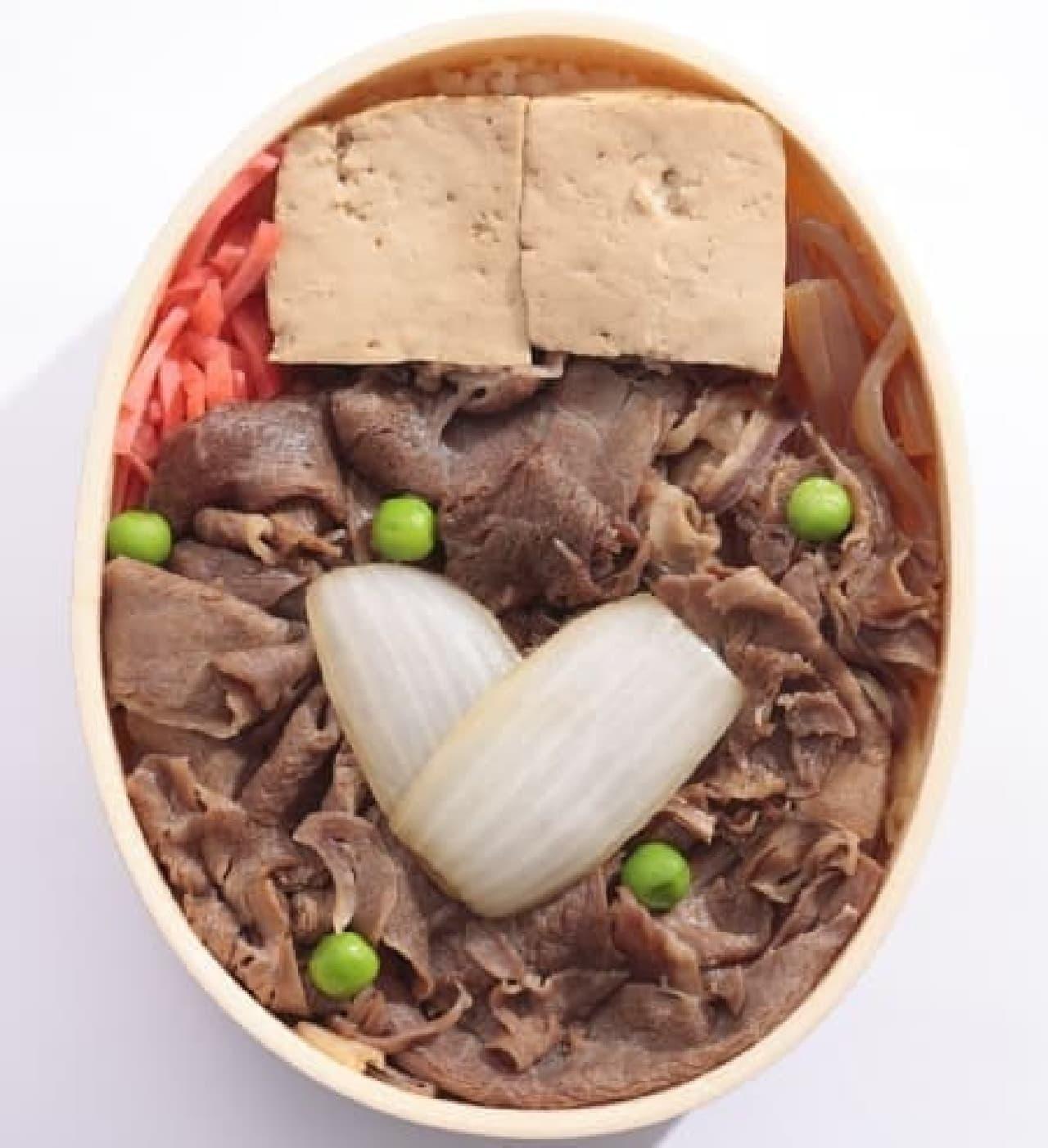 浅草今半「牛肉弁当」