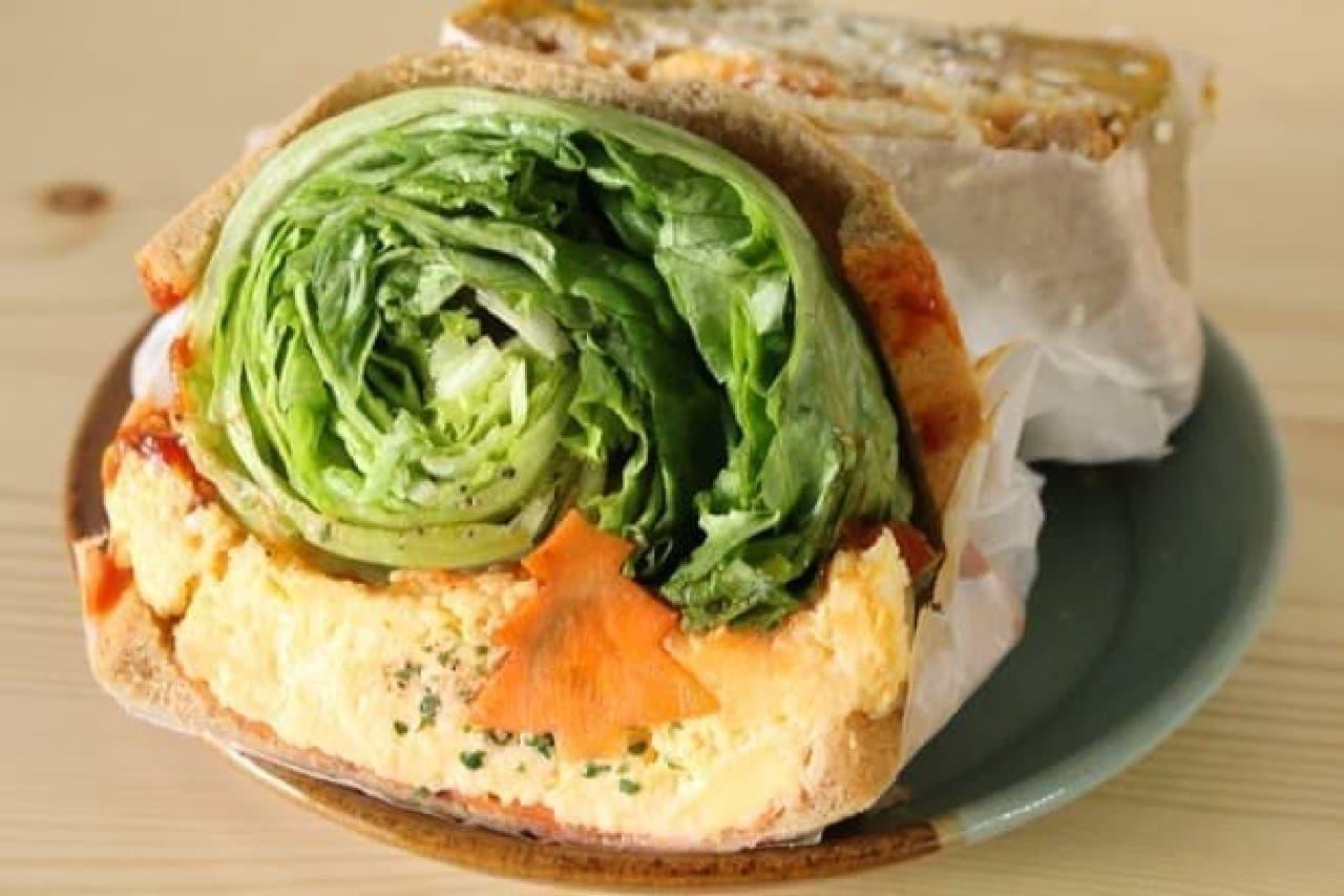 ポタスタ サンドイッチ