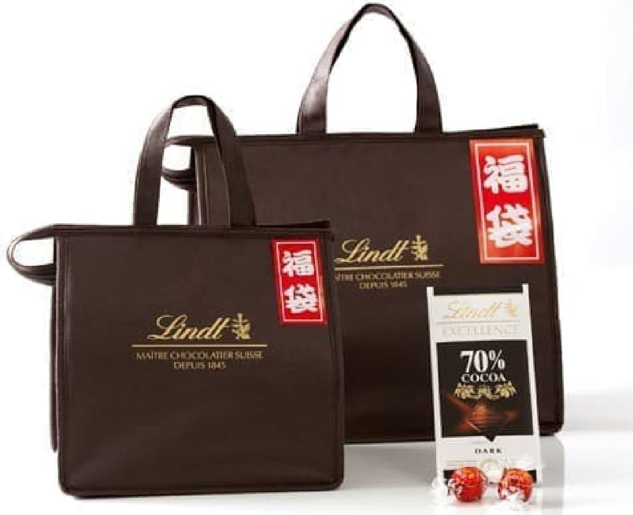チョコレートブランドリンツの福袋