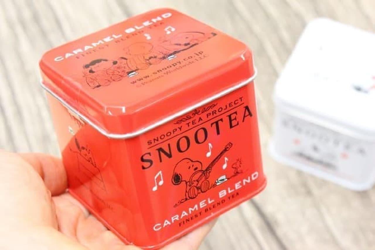 スヌーピーの紅茶 スヌーティー