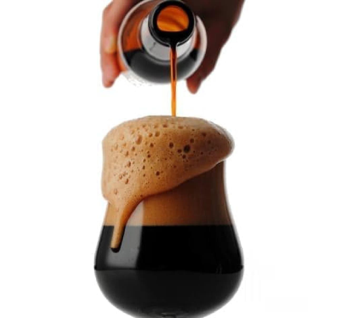 サンクトガーレンのチョコビール