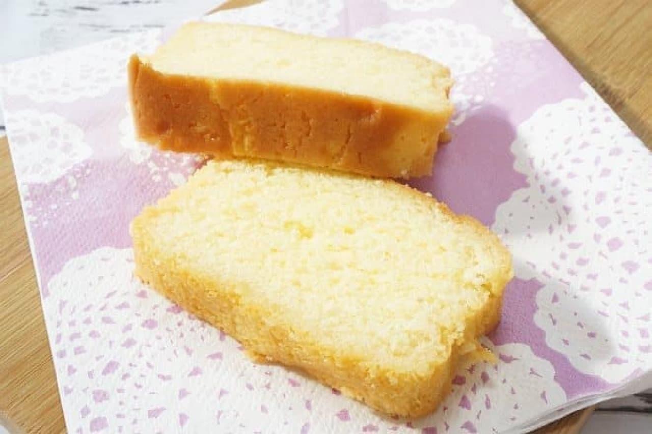 ロワールの「ブランデーケーキ」