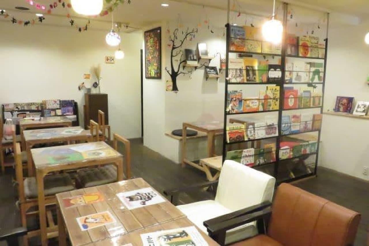 高円寺にあるカフェ「Mucchi's Cafe(ムッチーズカフェ)」