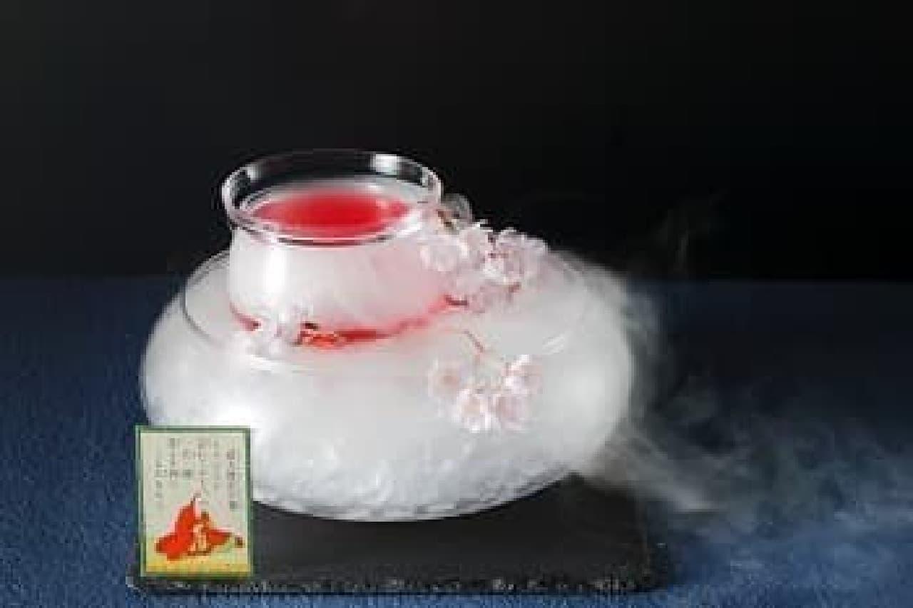 琵琶湖ホテル「山桜」