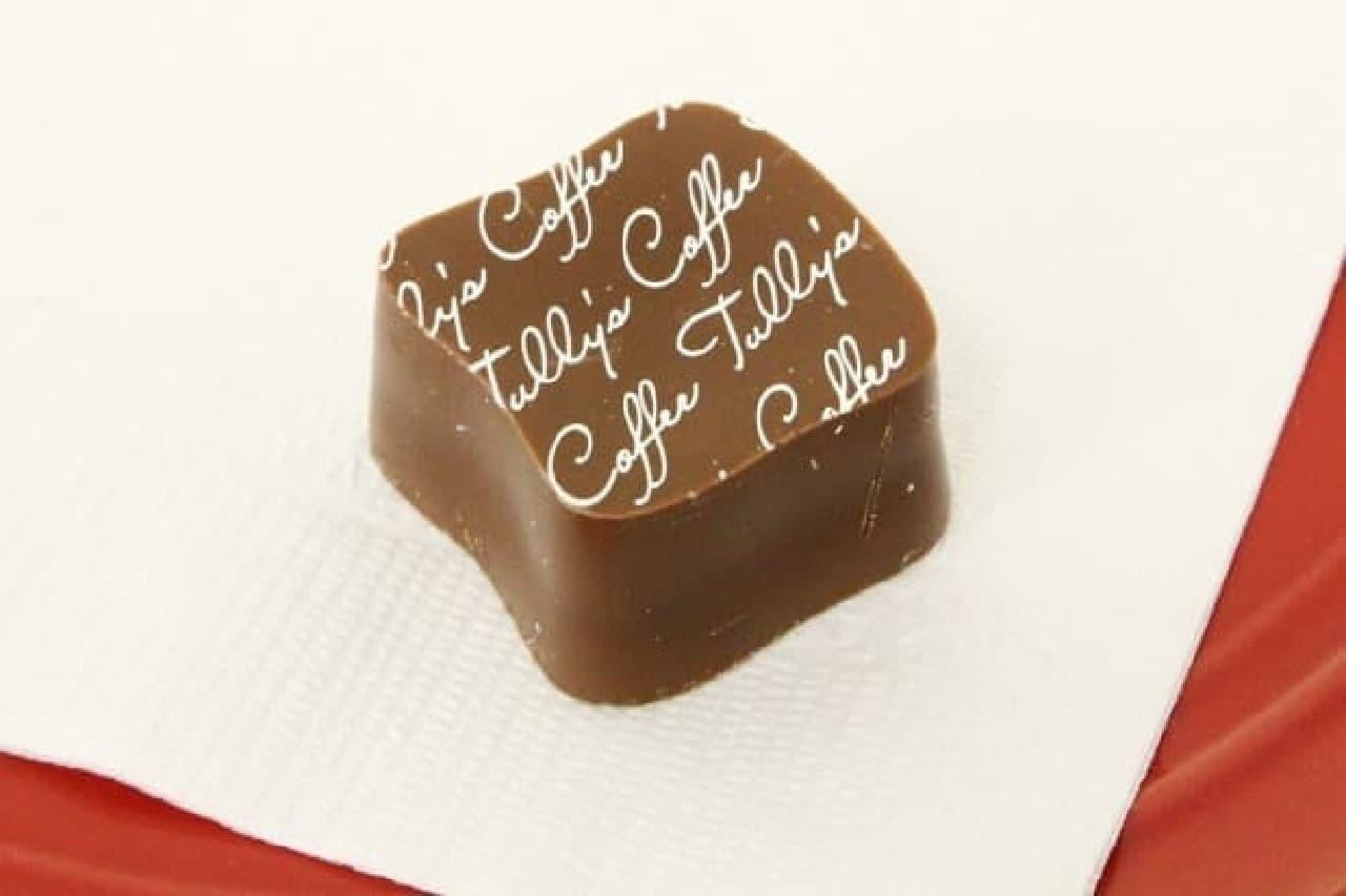 タリーズチョコレート テルゼット・ドルチェ