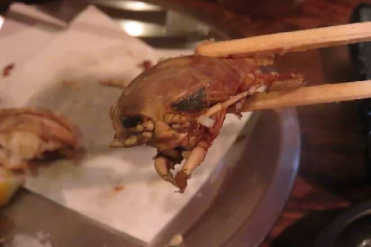 高田馬場にある「獣肉酒家 米とサーカス」のメニュー
