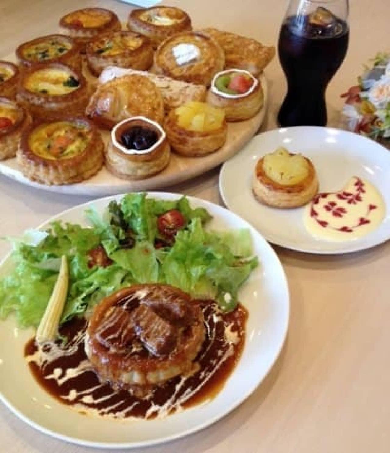 ららぽーと横浜「Japan PIE Week(ジャパンパイウィーク)」