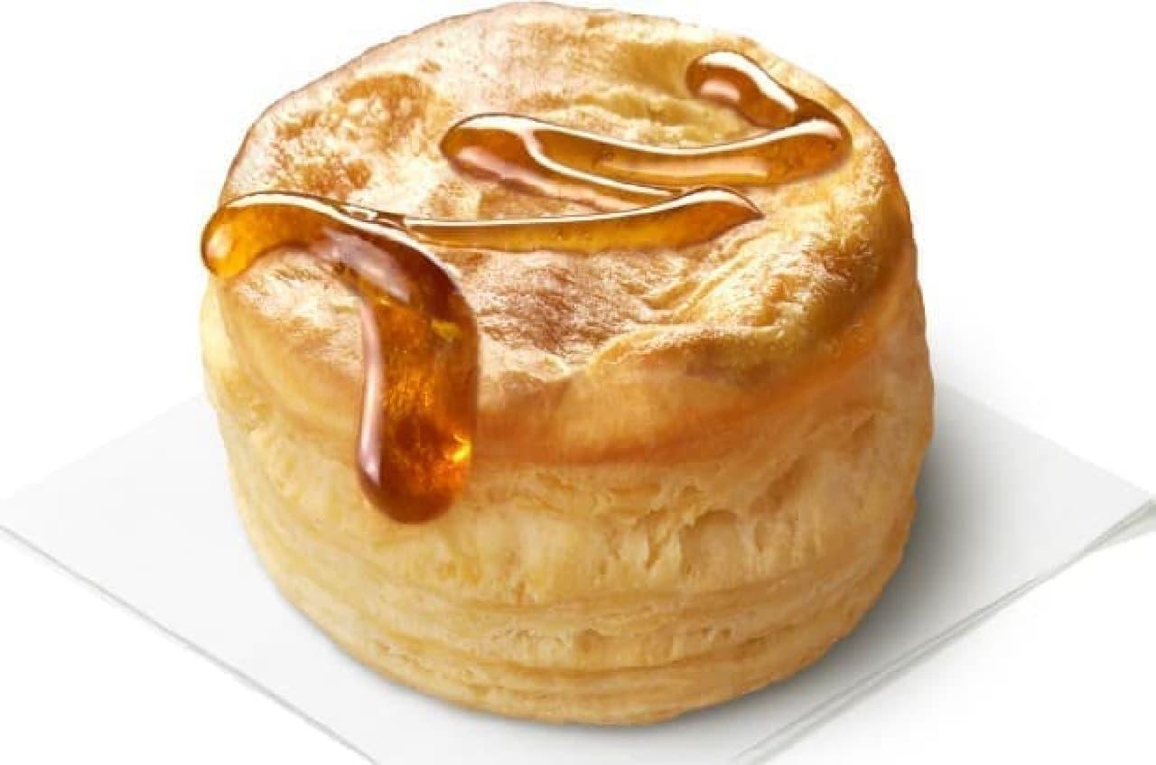 ケンタッキー・フライド・チキン(KFC)「北海道産発酵バター入りビスケット」