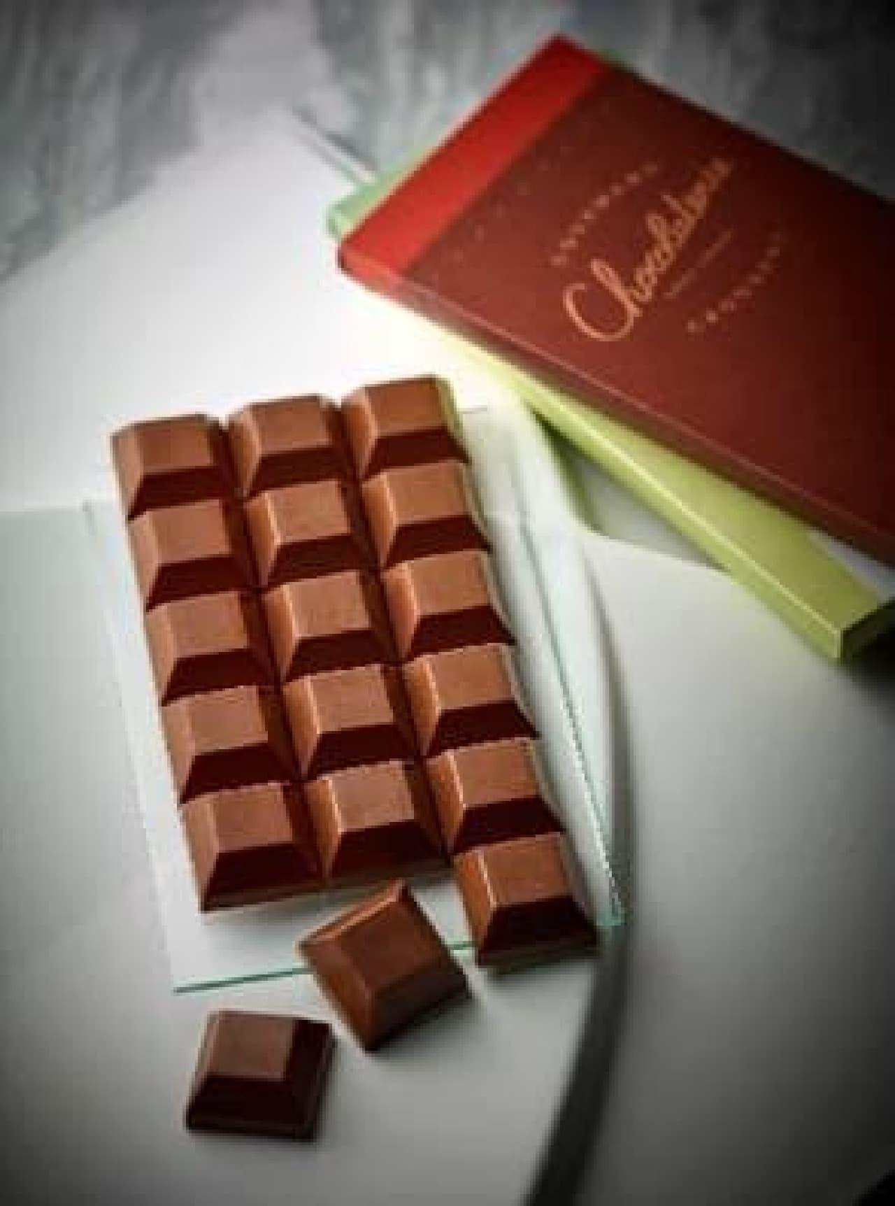 西武池袋本店で、バレンタイン向けのイベント「チョコレートパラダイス2018」