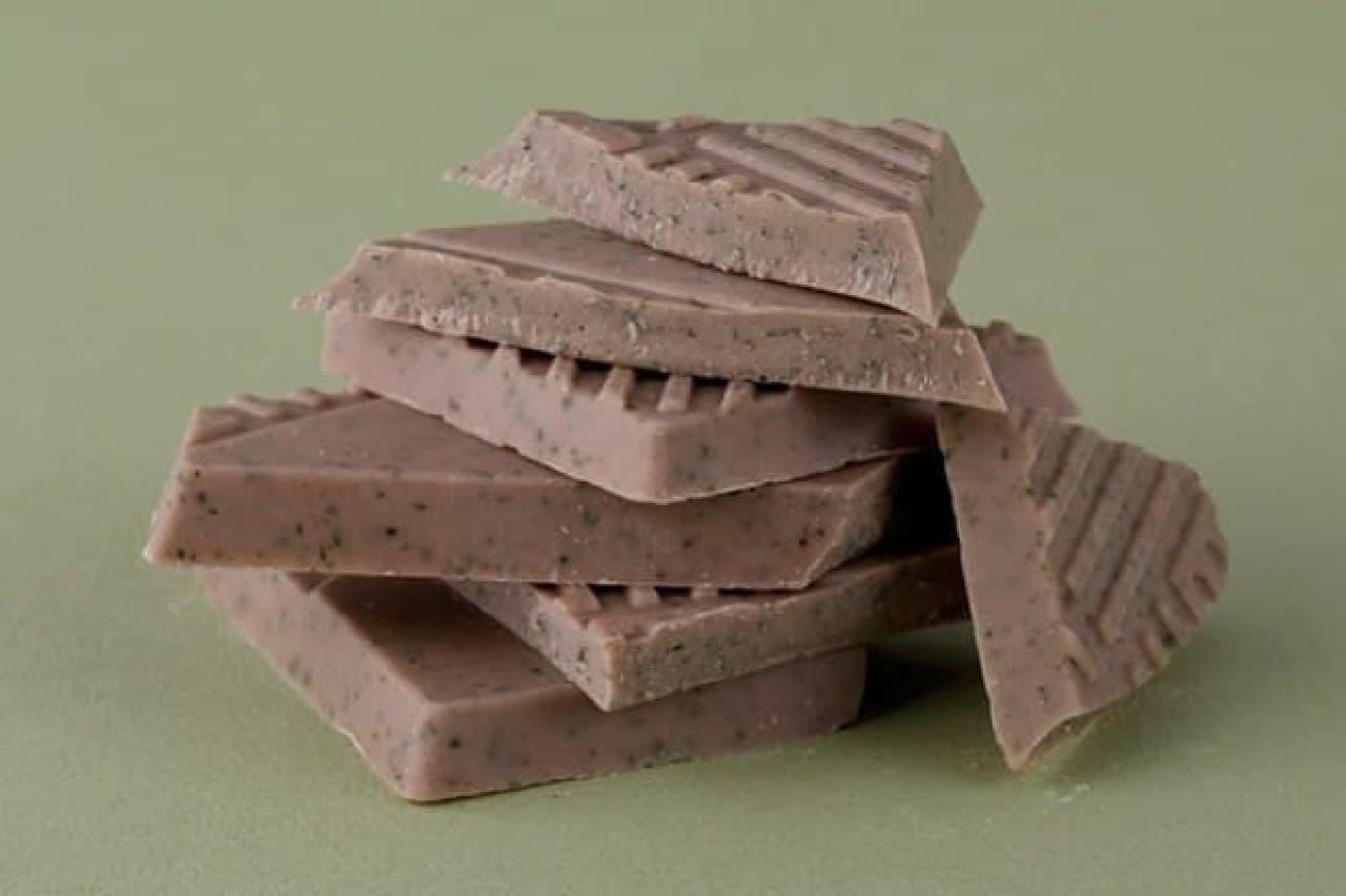 石屋製菓「恋するチョコレート」