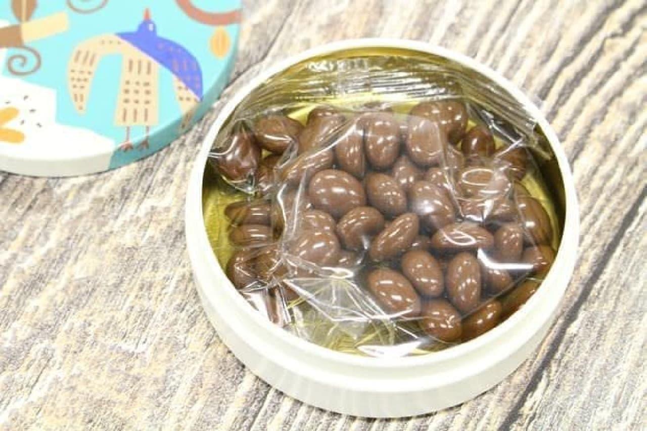 カルディ チョコレートジャー カフェチョコケース