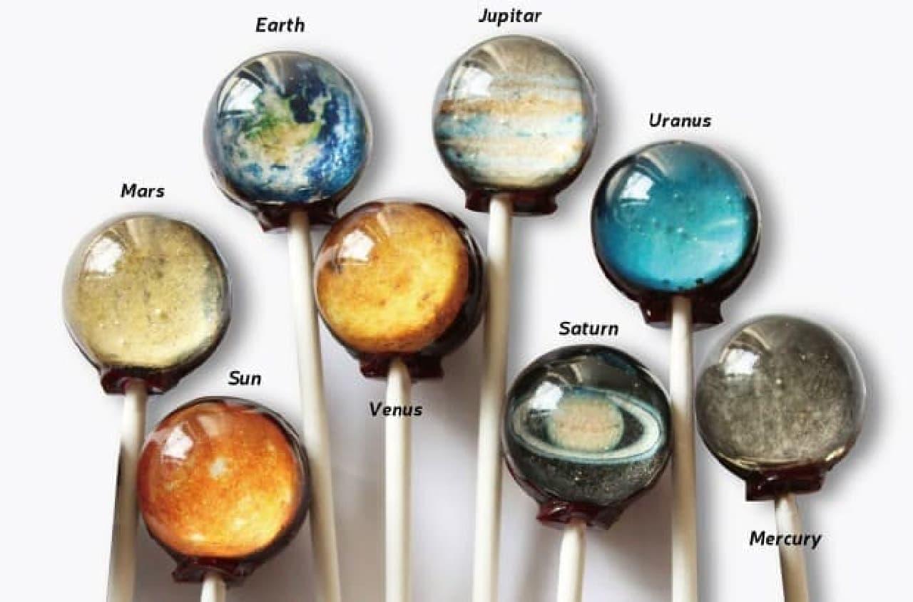 ヴィレッジヴァンガード「惑星キャンディ」