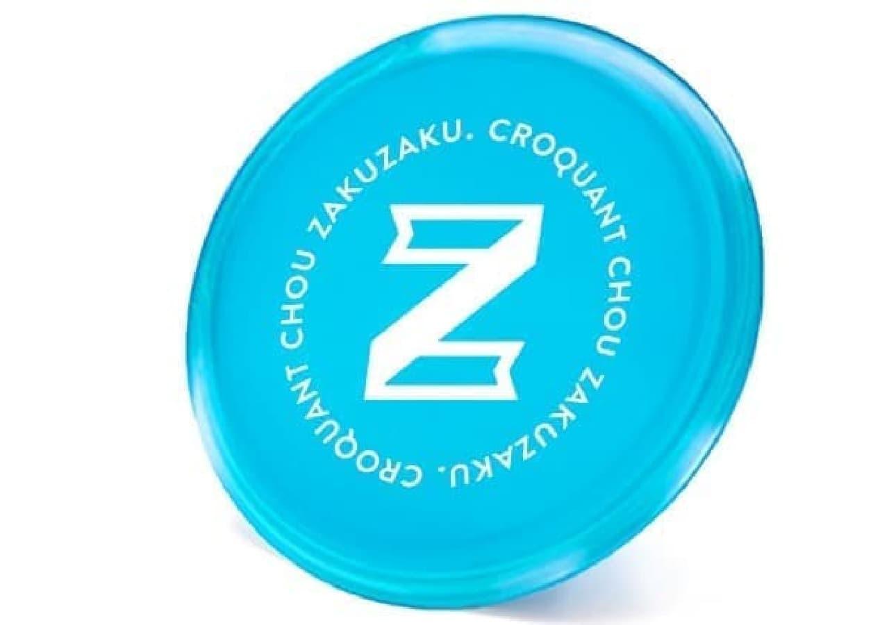 Z クロッカンシュー ザクザク「Zオリジナルフリスビー」