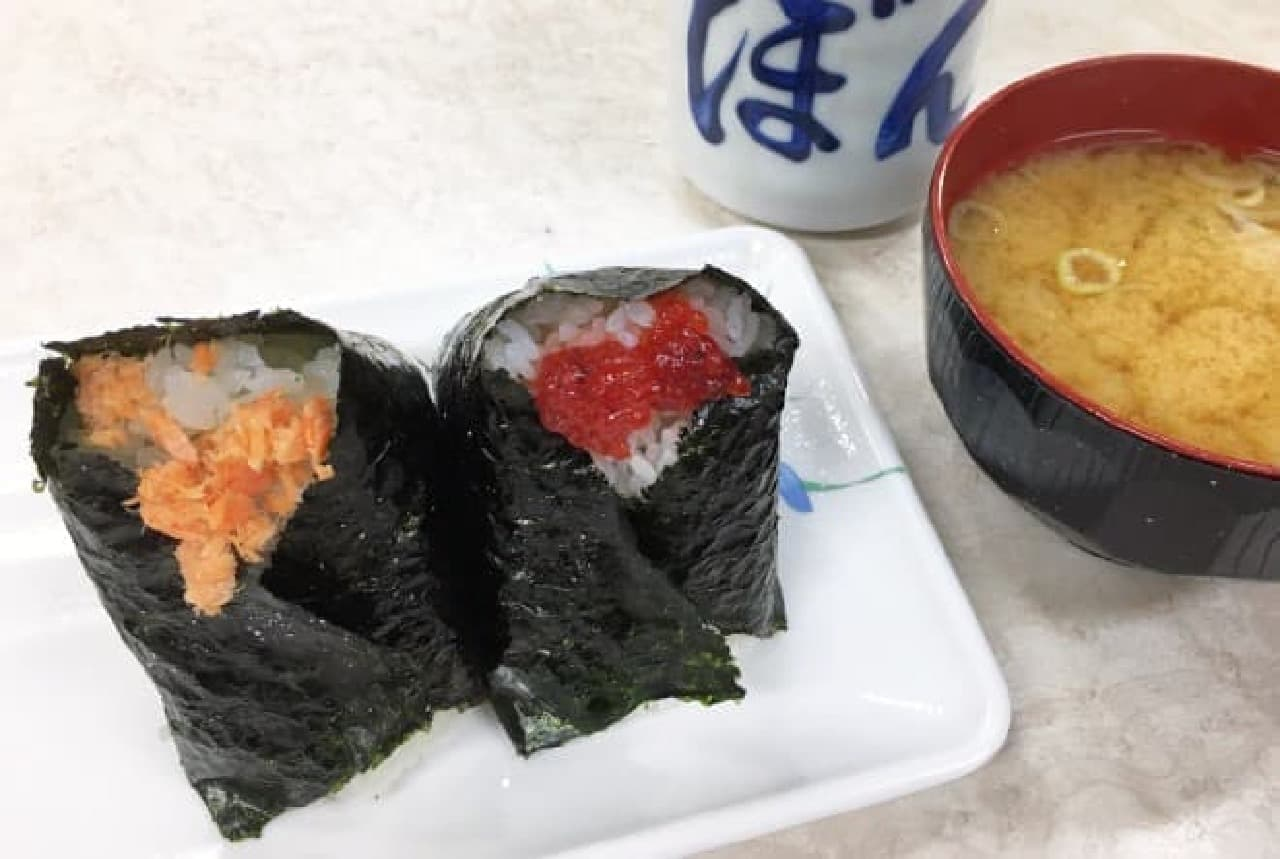 大塚のおにぎり専門店「ぼんご」