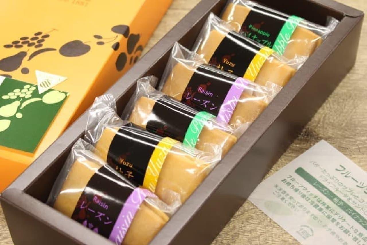京橋千疋屋 フルーツウィッチ