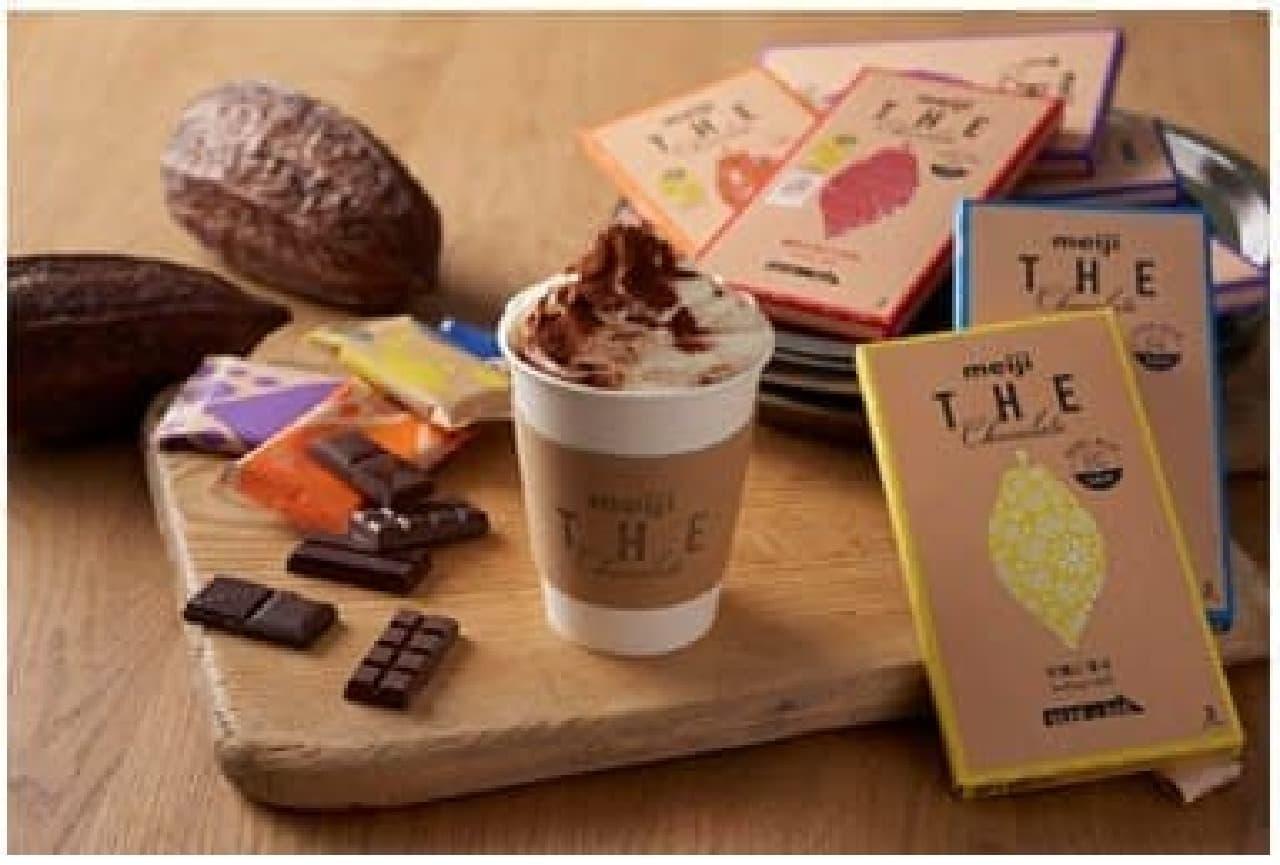 明治 ザ・チョコレートと「niko and ... (ニコアンド)」がコラボレーション