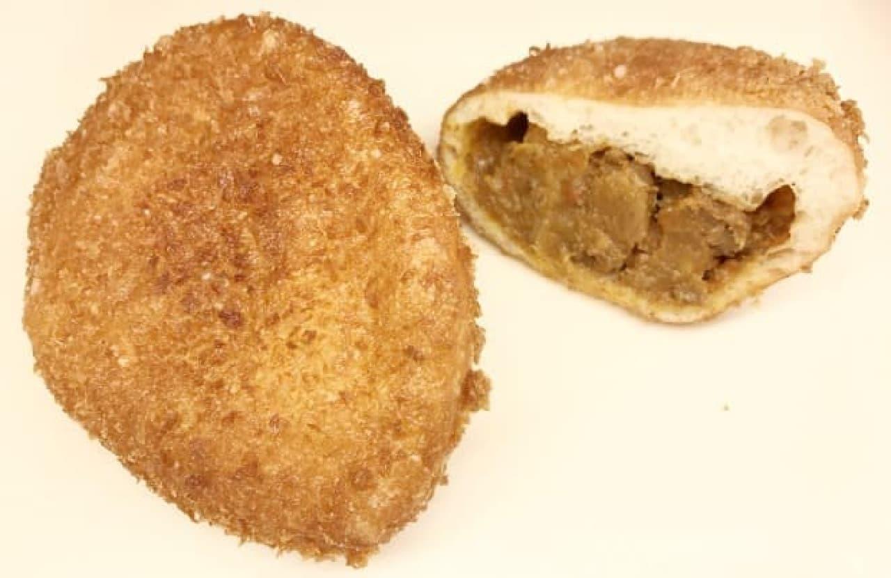 Toho BAKERY(トーホーベーカリー)「自家製サクサクカレーパン」