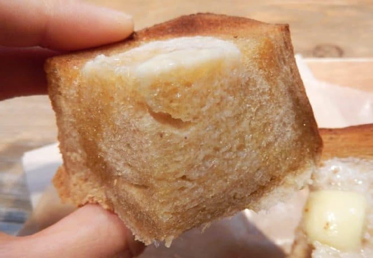 DIXANS(ディゾン)「厚切り黒糖トースト」