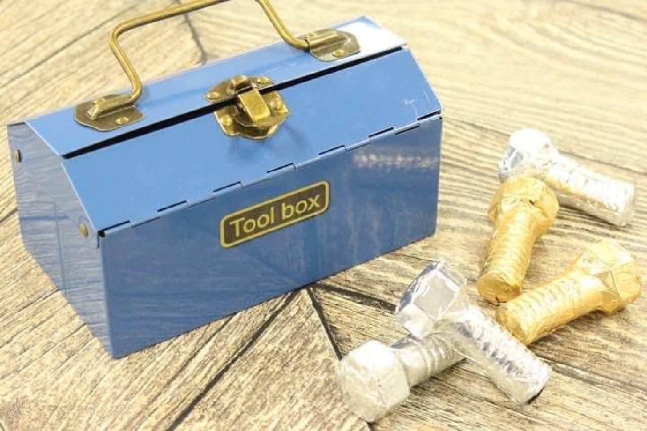 カルディ ツールボックス缶