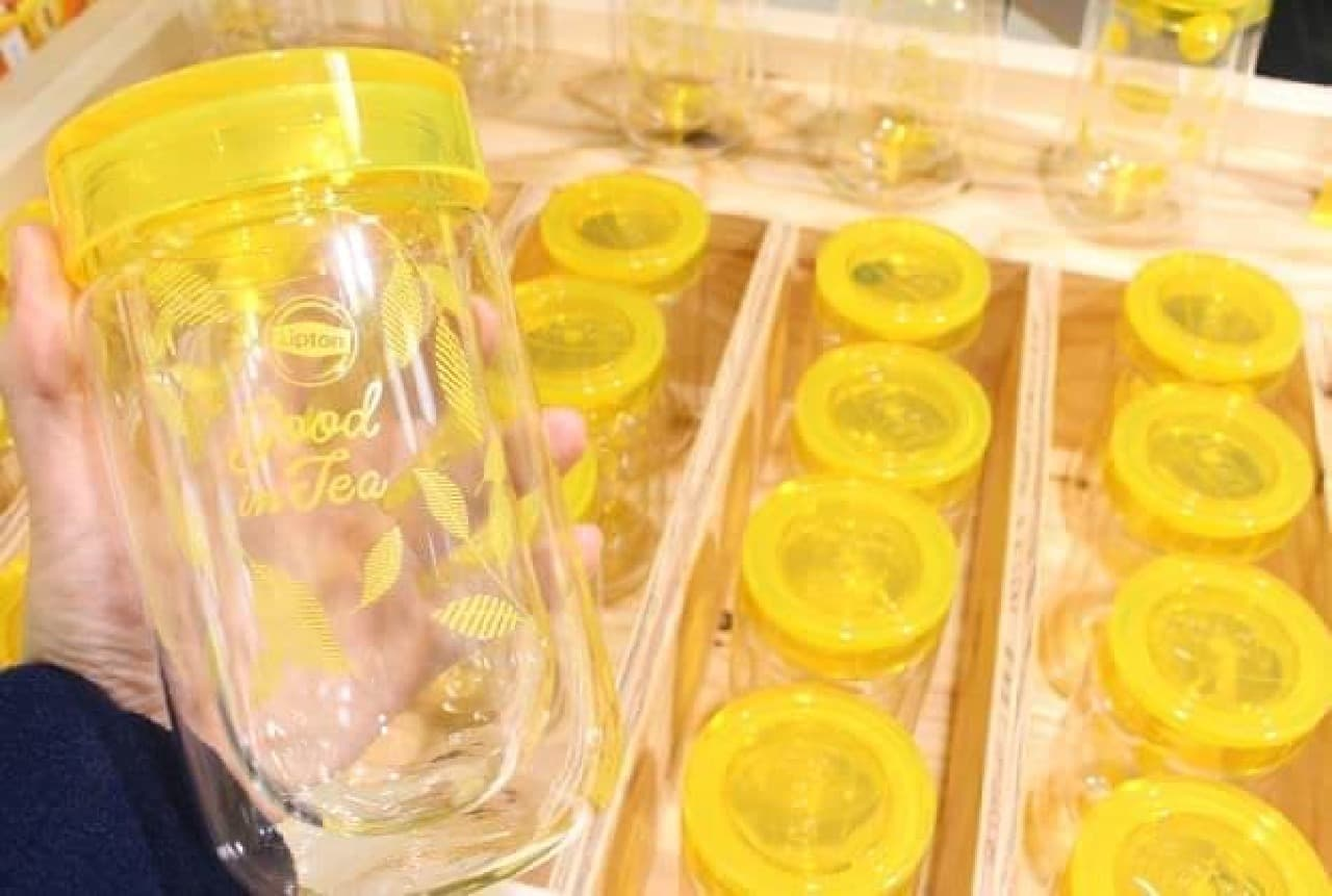 Lipton ダブルウォールグラス 全5種