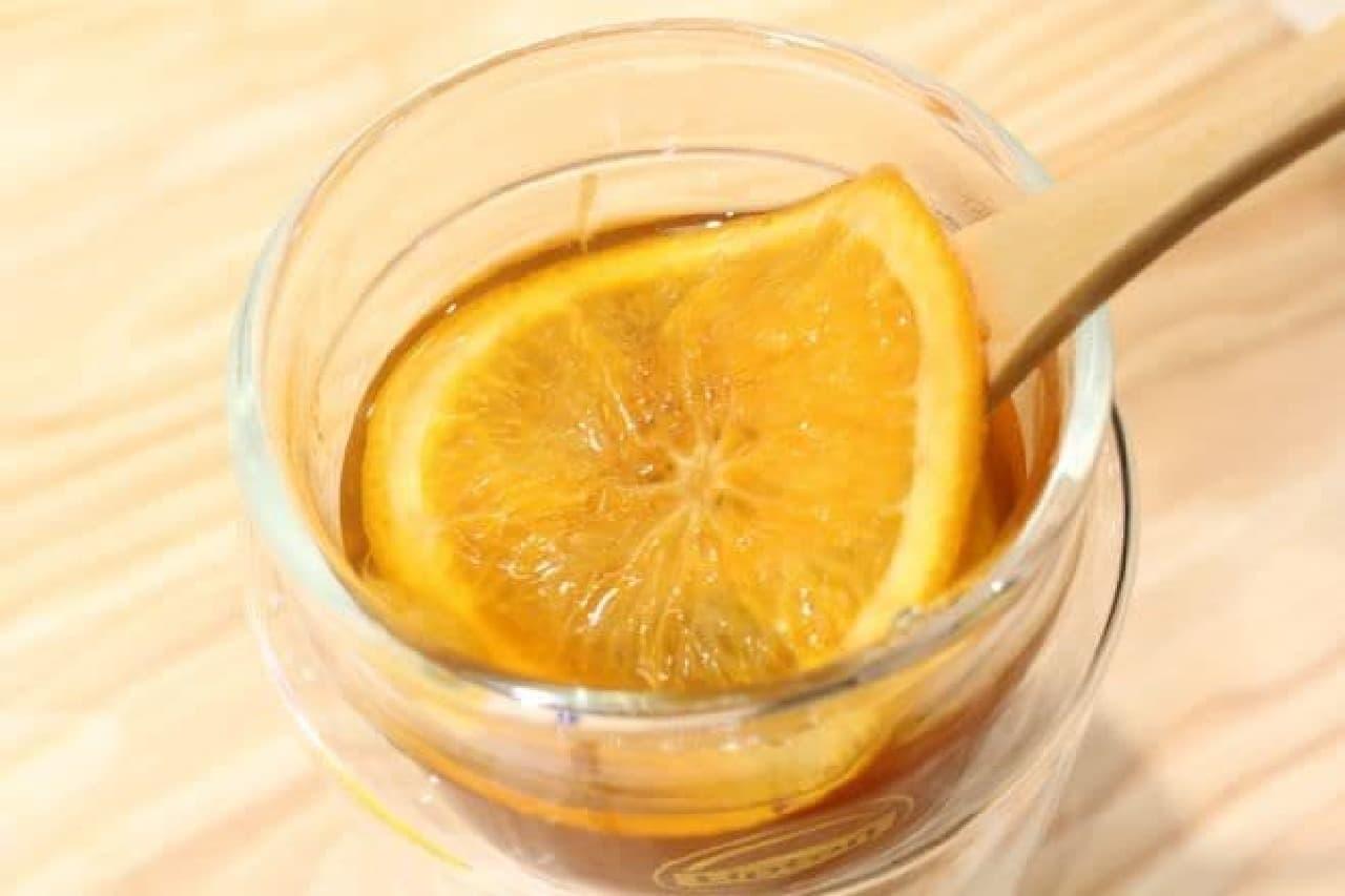 リプトン グッド イン ティーは、リプトンが提案する冬の新しい紅茶スタイル