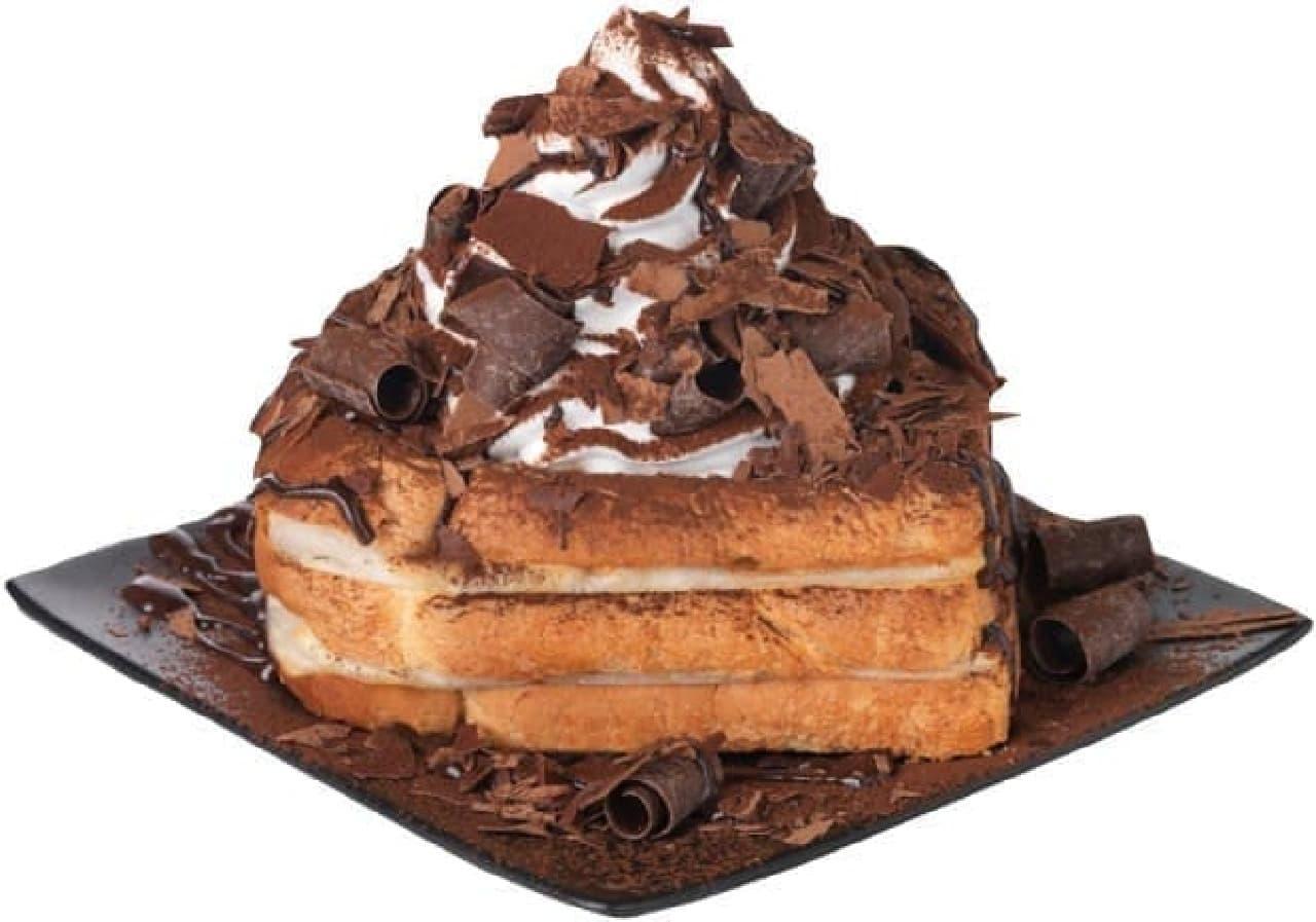 ソルビン「チョコレートハニーバタートースト」