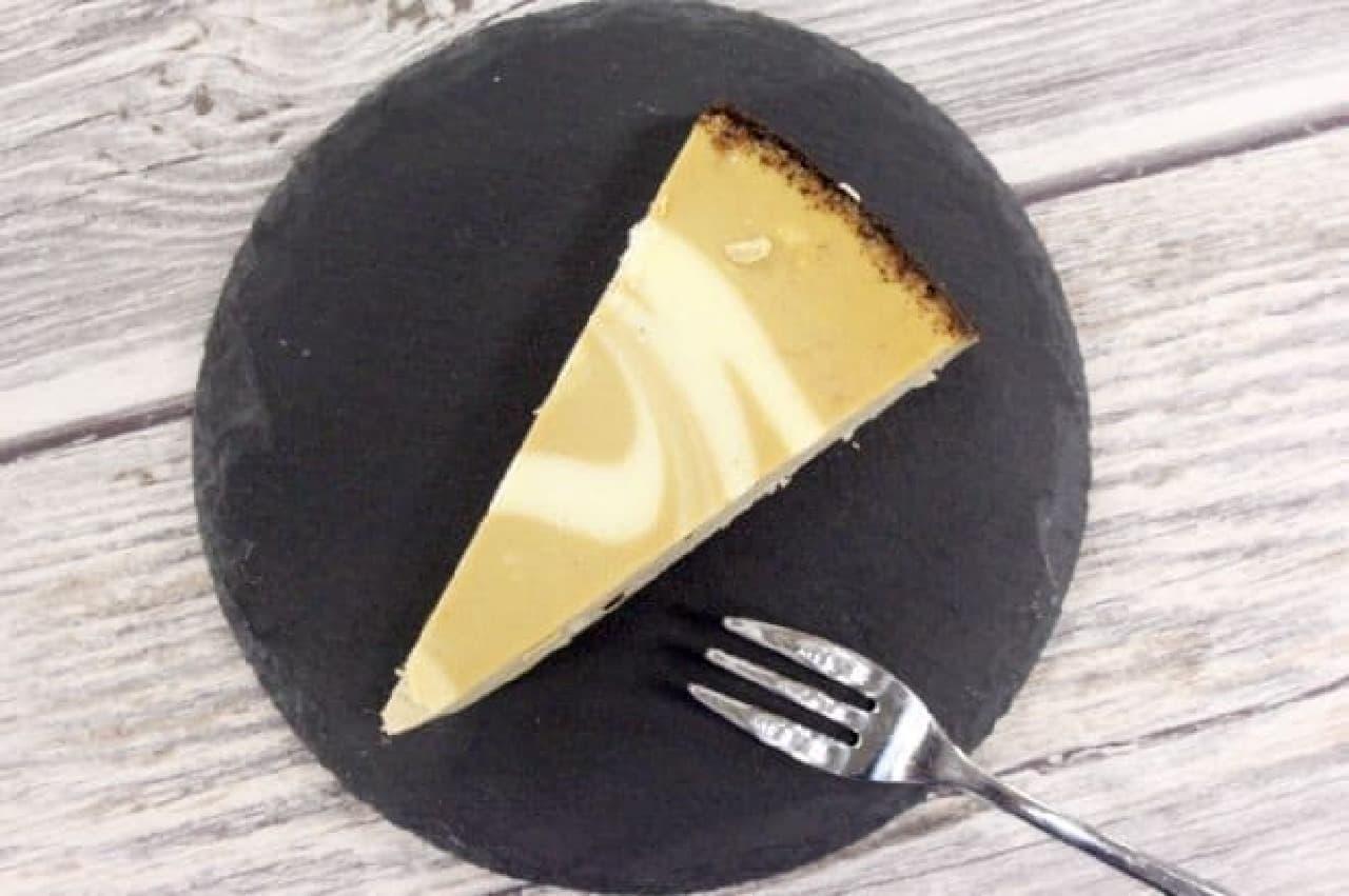 カルディ「ニューヨークチーズケーキカプチーノ」