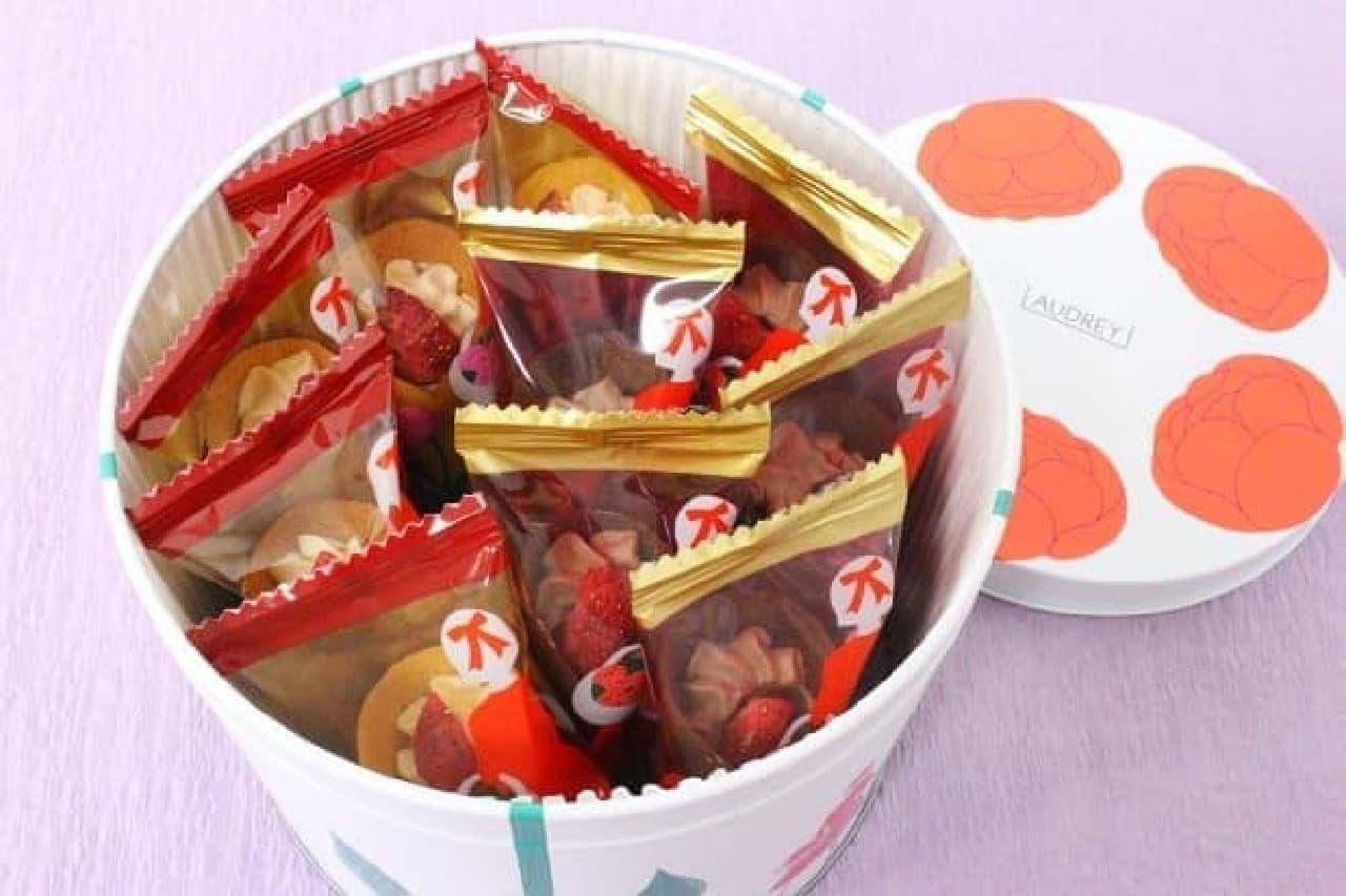 いちご洋菓子店オードリーの「グレイシア」