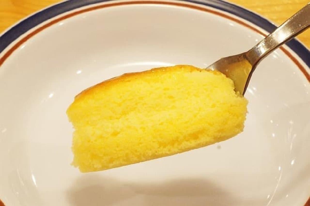 コメダ珈琲店「とろ~りチーズスフレ」