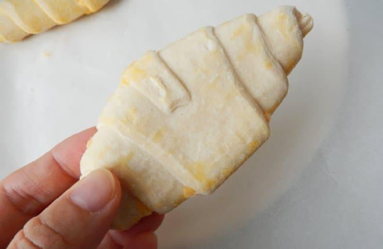 カルディの冷凍クロワッサン「パナビ クロワッサン」