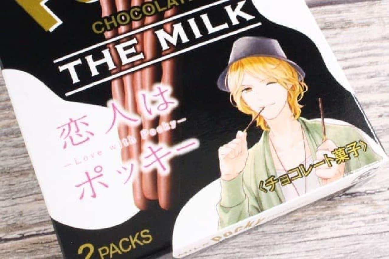 ポッキー<THE MILK>