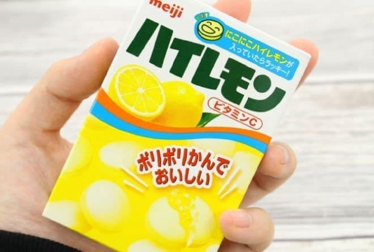 明治から販売されている「ハイレモン」