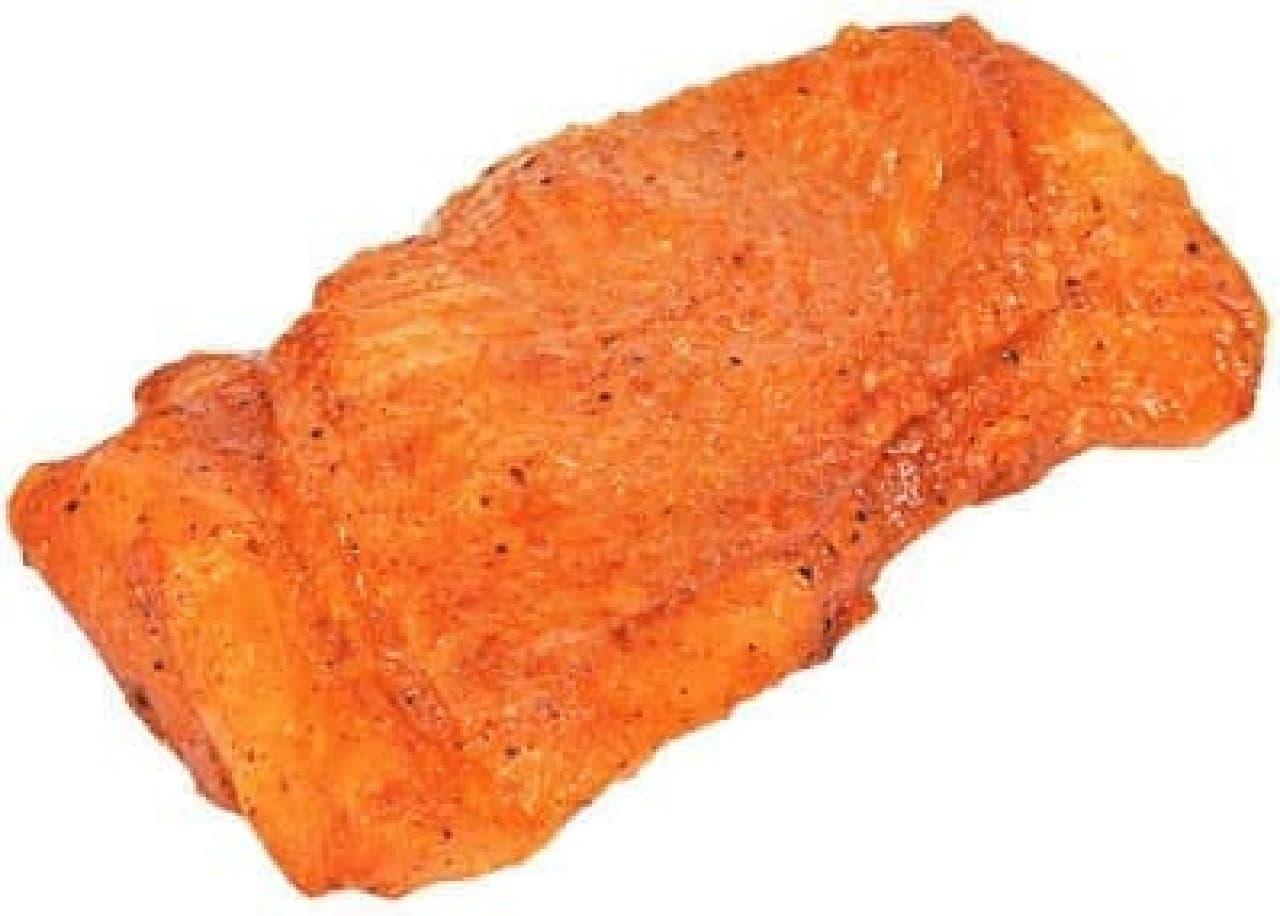 ファミリーマート「チキンステーキ(ピリ辛味)」