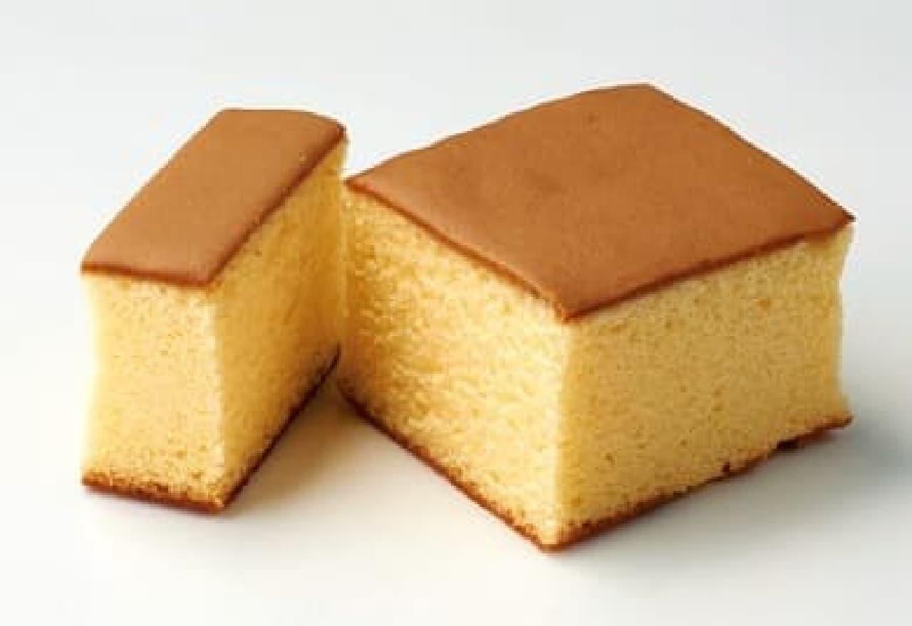 ファミリーマート「発酵バター香るふんわりケーキ」