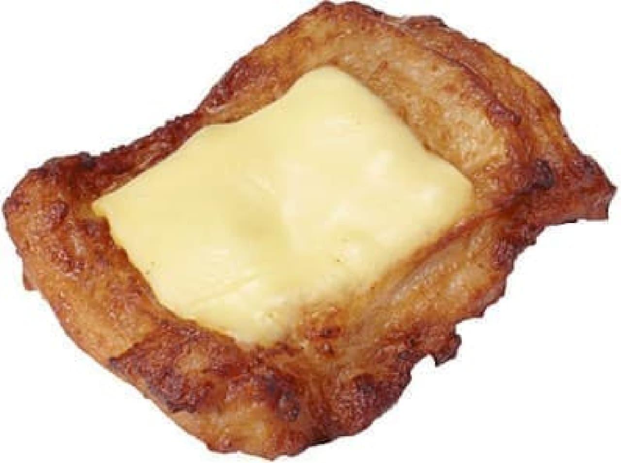 ファミリーマート「チーズオンチキンステーキ」